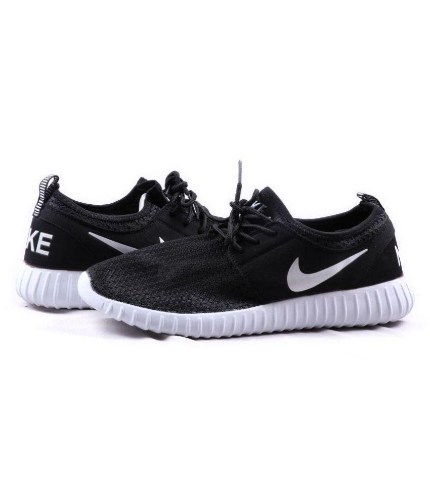 Nike London Black Running Shoes ...