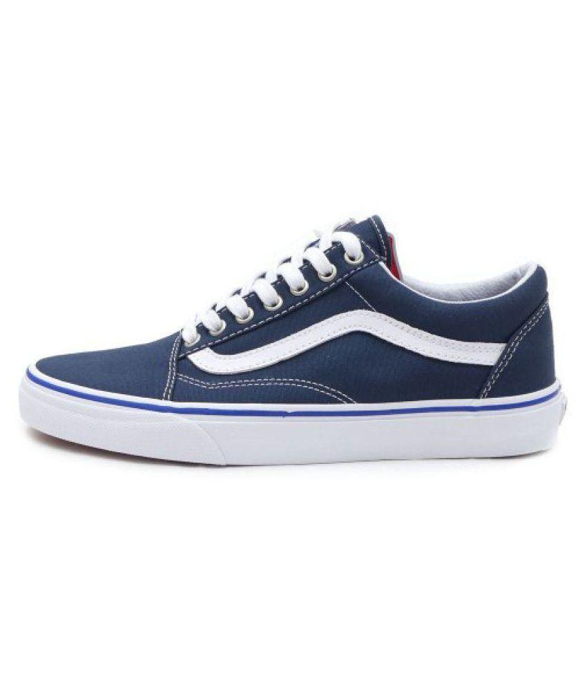blue vans shoes cheap