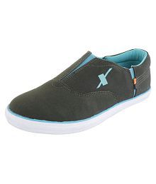 Sparx SC0255G Sneakers Green Casual Shoes