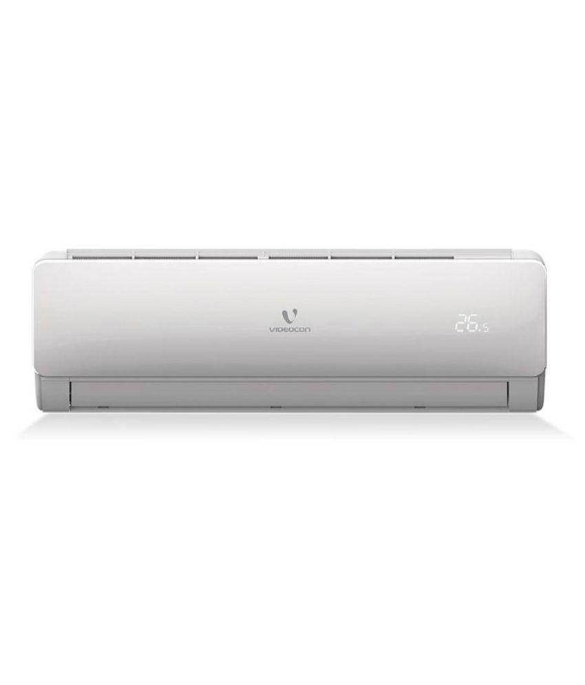 Videocon 1.5 Ton Inverter 3Star VS4I54.WV Split Air Conditioner 2018 BEE Rating