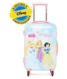 Gamme Pink Disney Princess Trolley Bag