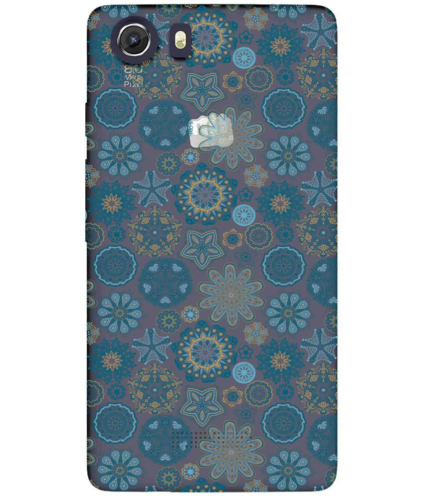 Micromax Canvas Unite 3 Printed Cover By Snooky