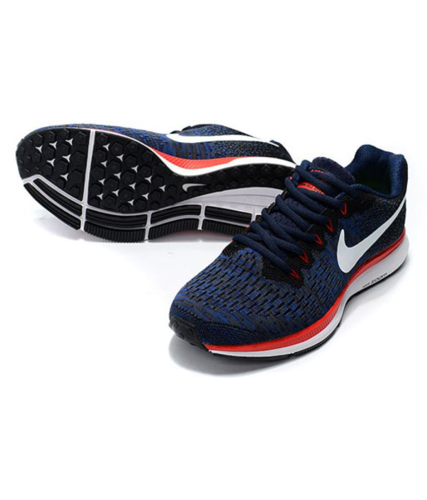 ... Nike Pegasus All Out Navy Running Shoes ...
