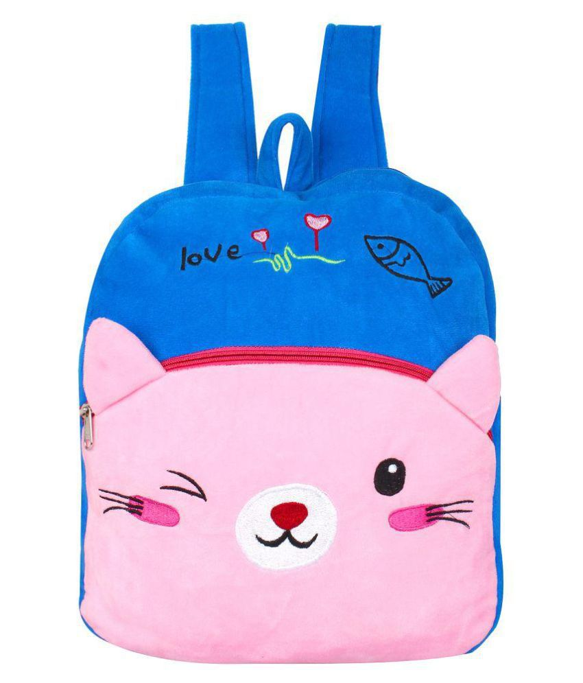 Say Basket Kids School Bag Designer Plush Bags Children School Bag Soft Toy  Bags Picnic Backpack Pink Cat - Buy Say Basket Kids School Bag Designer  Plush ...