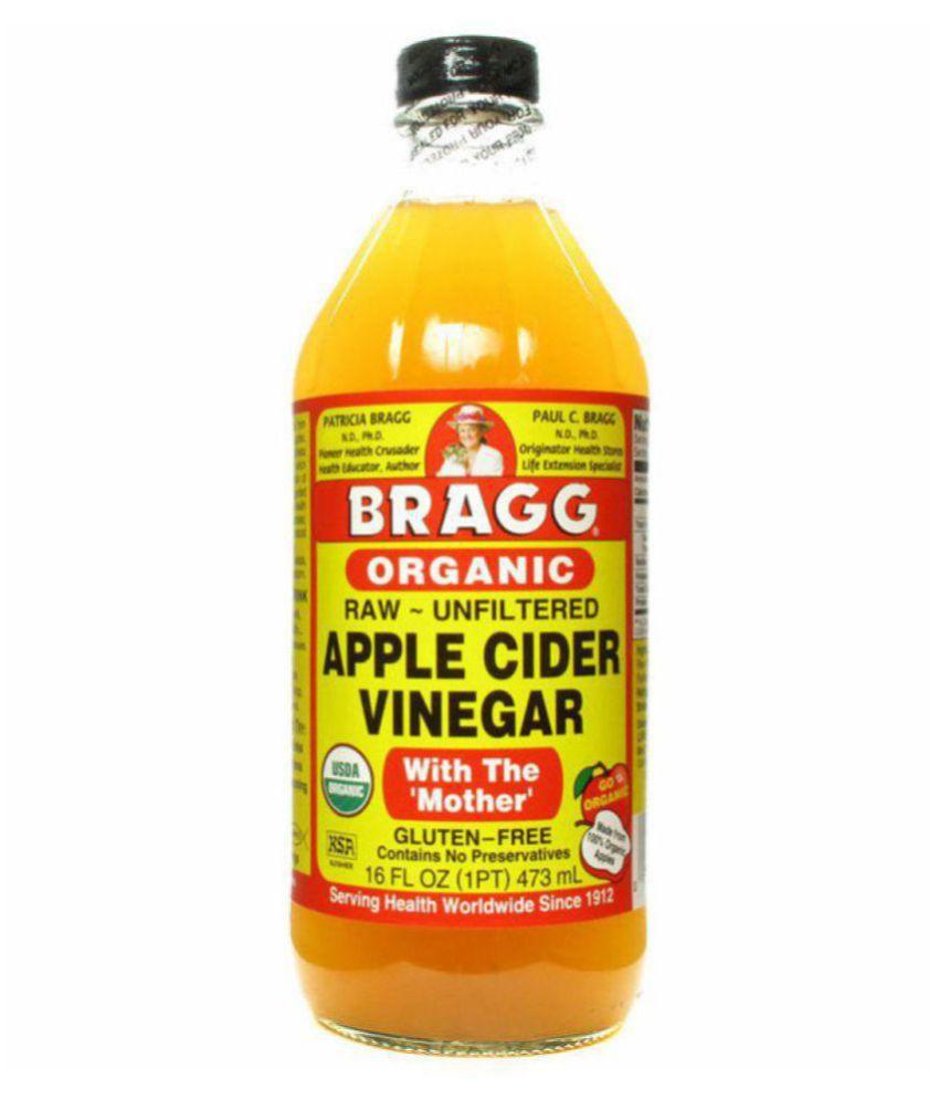 Bragg Apple Cider Vinegar Organic 473 ml: Buy Bragg Apple