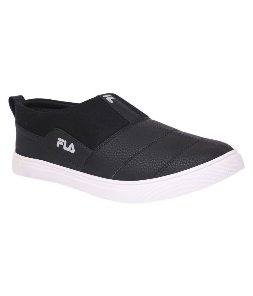 best place online Katty FILA Look Sneakers Black Casual Shoes buy cheap limited edition zDaesUFHC