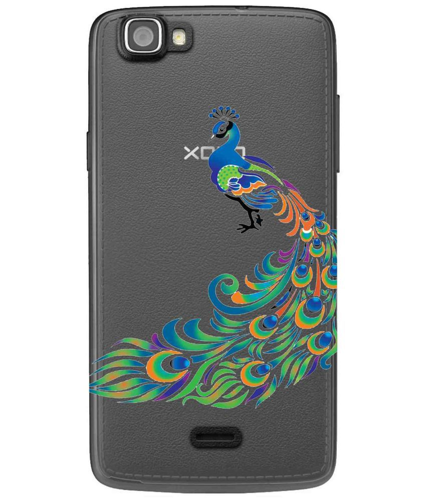 Xolo Q610s Printed Cover By Snooky