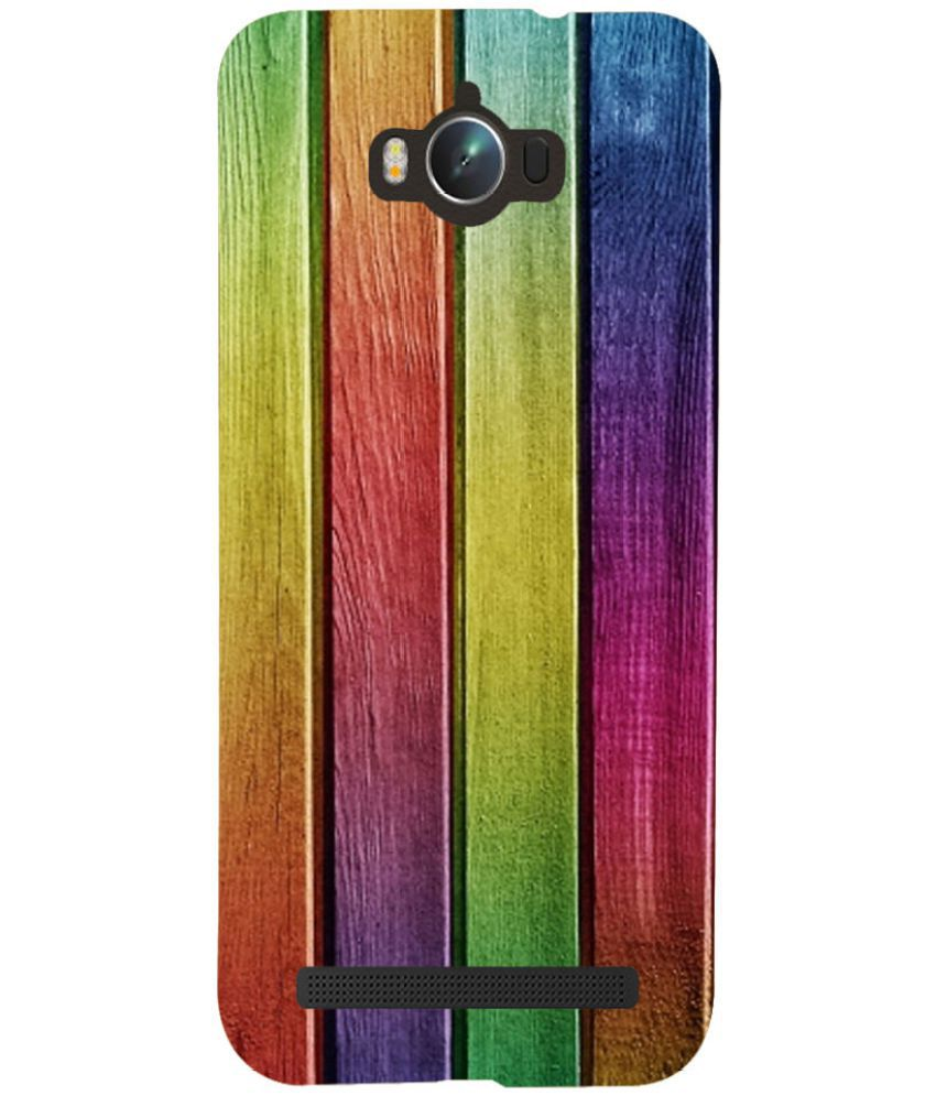 Asus Zenfone Max Printed Cover By Case King