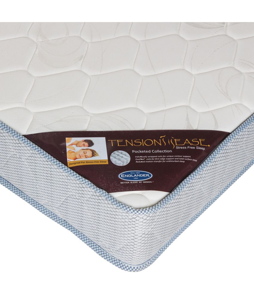 Englander Tension Ease 20 Cm 8 In Spring Mattress Buy Englander