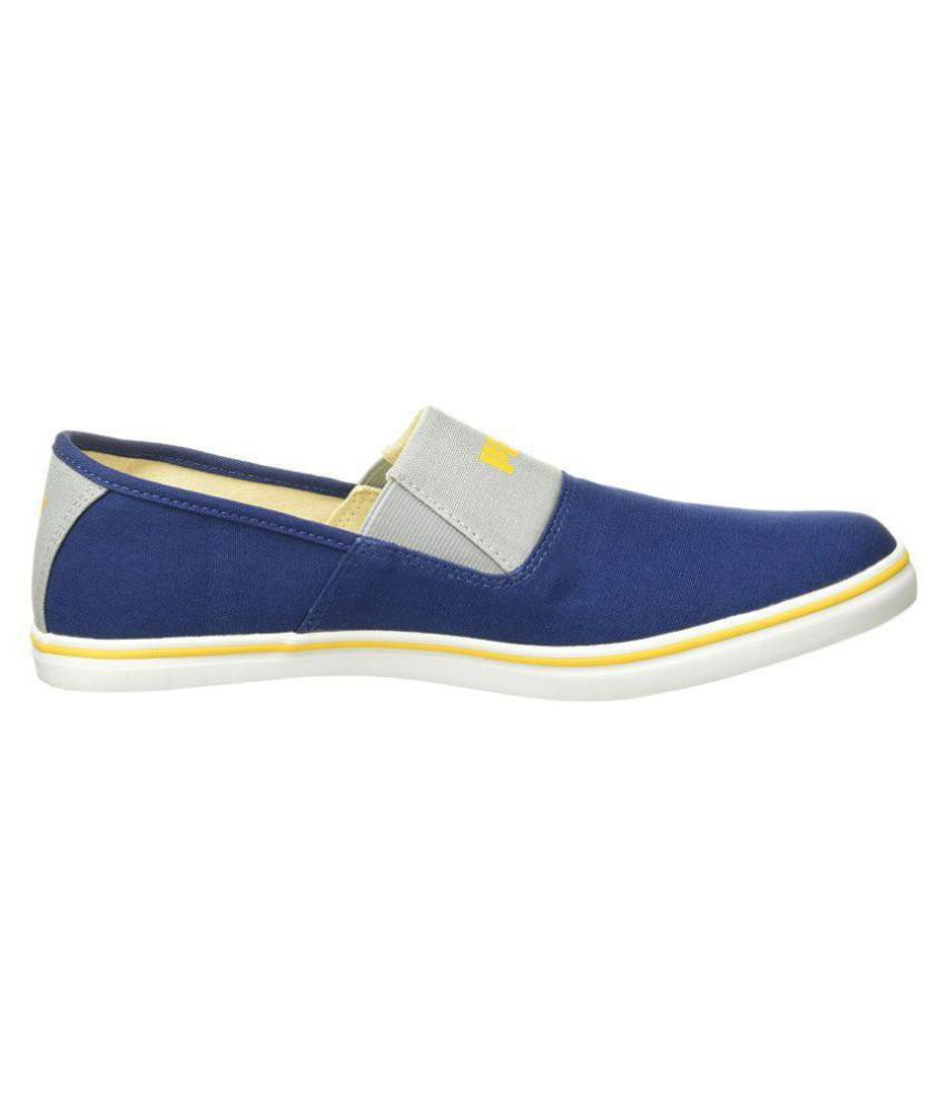 8f600b043f7378 Puma Men s Clara IDP Blue Casual Shoes - Buy Puma Men s Clara IDP ...