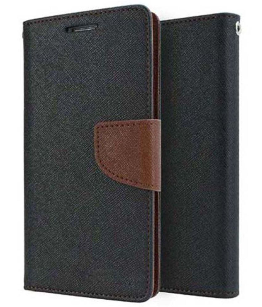 Xiaomi Redmi 4 Flip Cover By Red Plus Mercury Brown Covers Goospery Samsung Galaxy A5 2016 Canvas Diary Case Gray