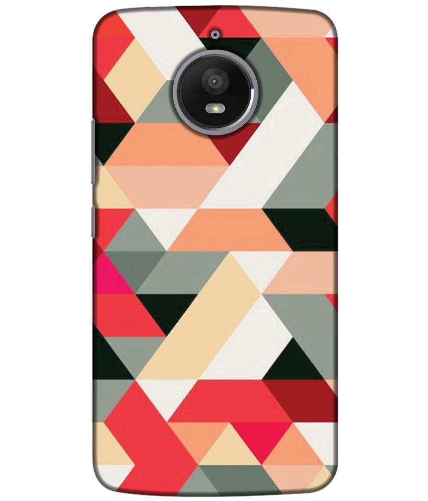 Motorola Moto E4 Plus 3D Back Covers By Printland