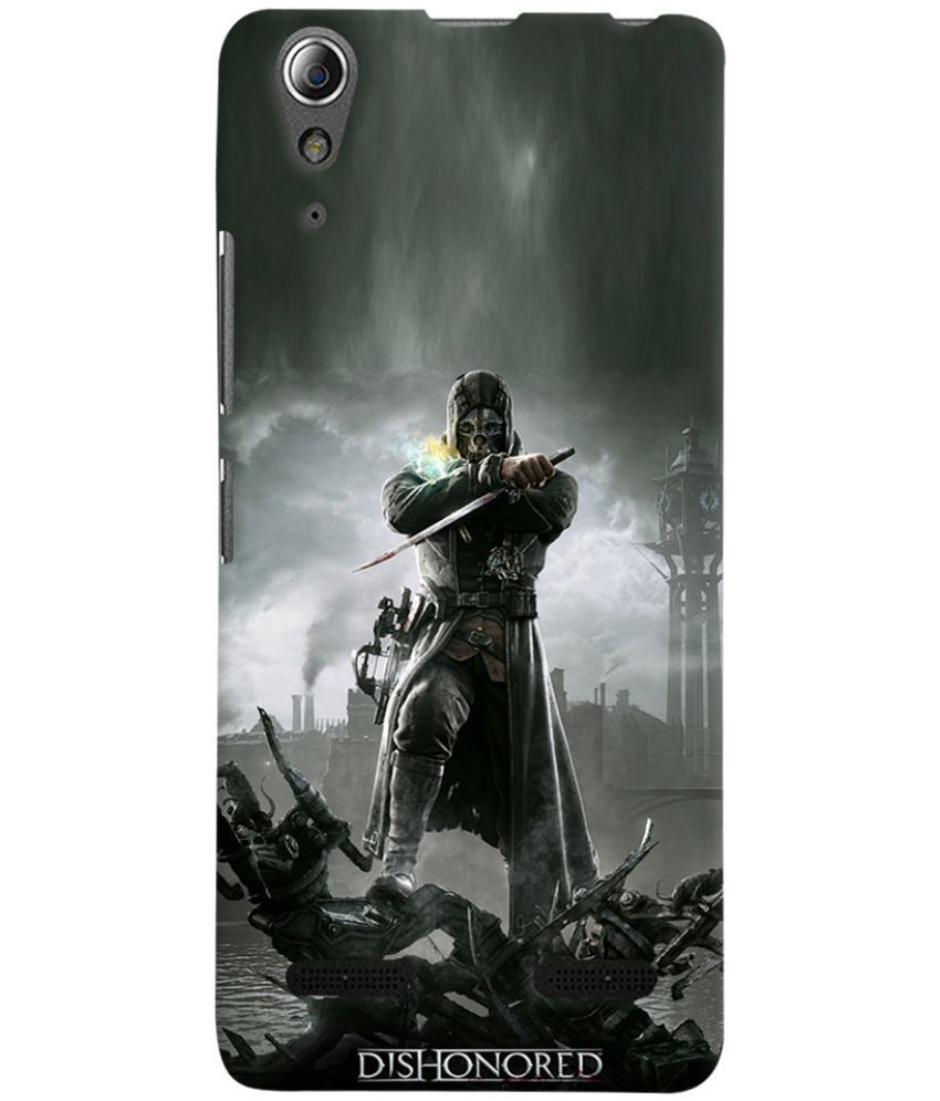 Lenovo A6000 Printed Cover By Case King