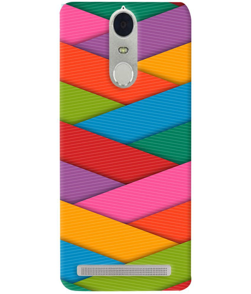 Lenovo Vibe K5 Note Printed Cover By Case King