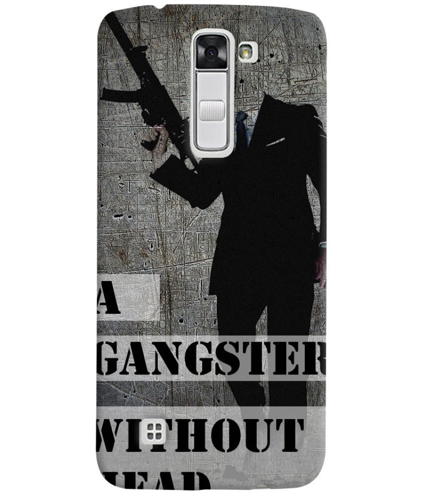Lg K7 Printed Cover By Case King