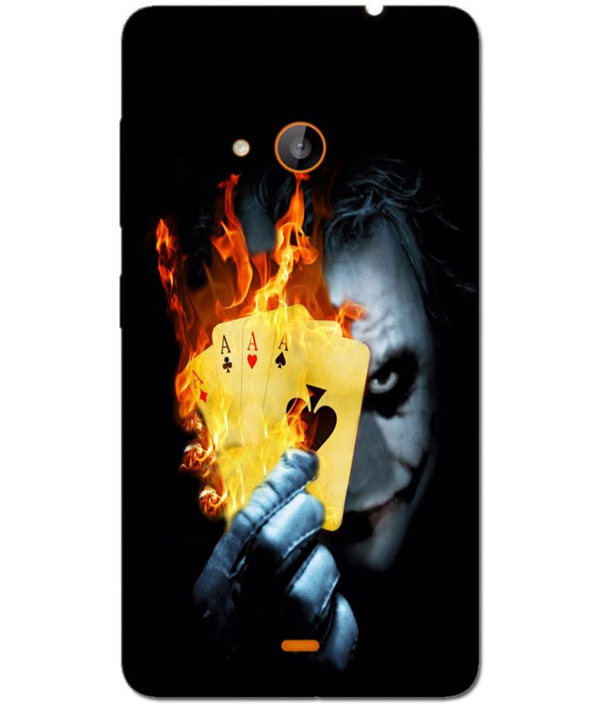 Nokia Lumia 540 Printed Cover By Case King
