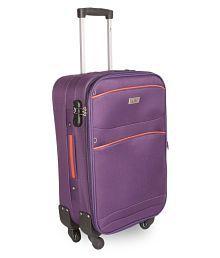 Fly Purple S (Below 60cm) Cabin Soft Luggage