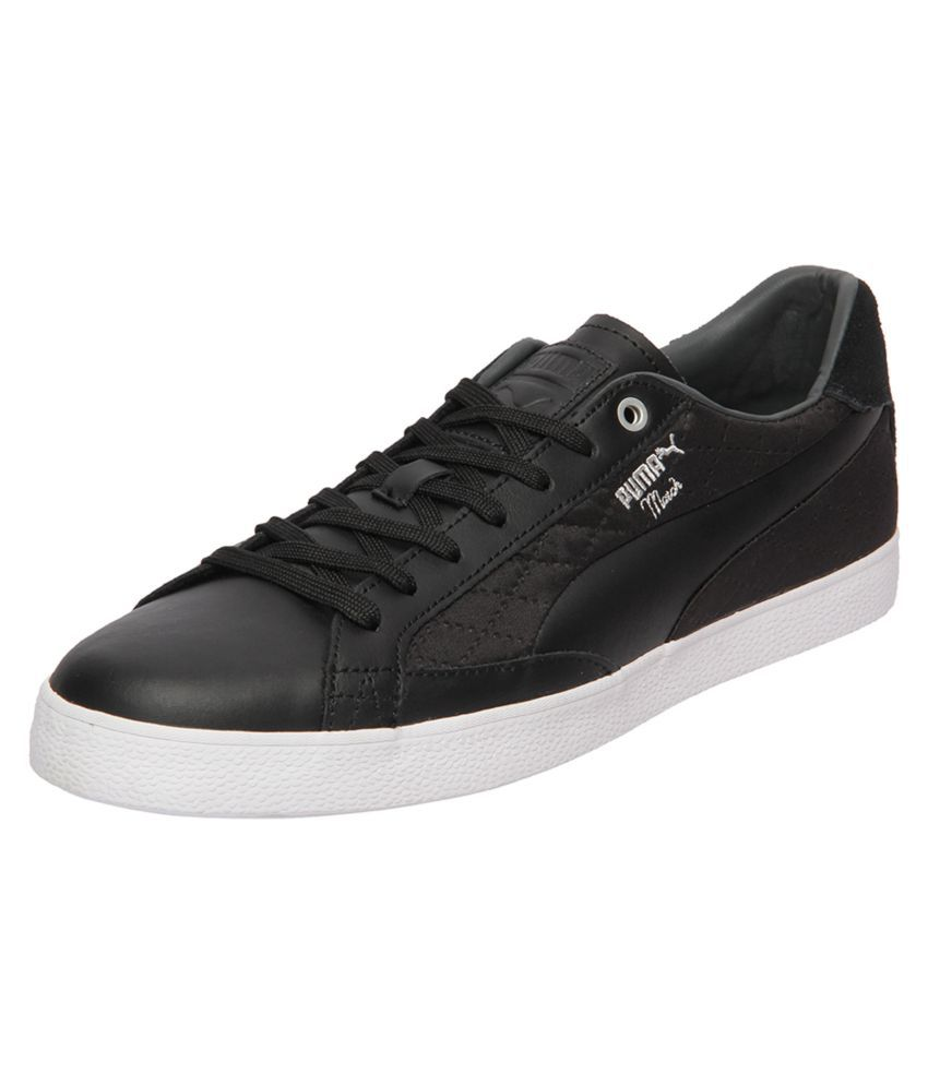 6038f7842eb Puma MATCH VULC 2 QUILTED MEN S Sneakers Black Casual Shoes - Buy Puma  MATCH VULC 2 QUILTED MEN S Sneakers Black Casual Shoes Online at Best  Prices in India ...