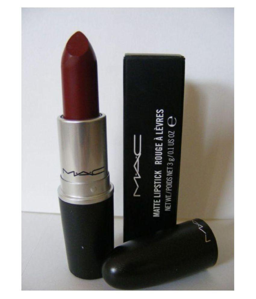 Mac matte diva lipstick diva 3 gm buy mac matte diva - Mac diva lipstick price ...