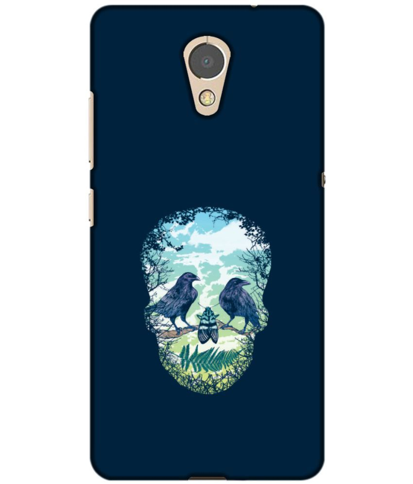 Lenovo P2 3D Back Covers By Design Worlds