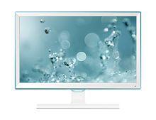 Samsung LS22E360HS/XL 21.5-inch Full HD LED Monitor with Slim Narrow Bezel (High Glossy White)
