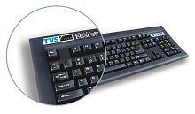 TVS GOLD Desktop Keyboard with Long life Mechanical Switch (ps2- Black)