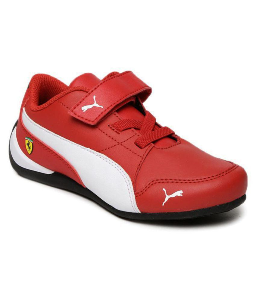 Puma Kids SF Drift Cat 7 V PS Sneakers Price in India- Buy Puma Kids SF  Drift Cat 7 V PS Sneakers Online at Snapdeal 3f4d506b8