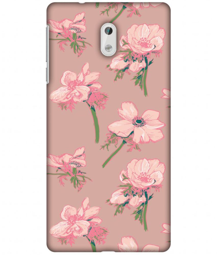 new arrival 1d646 35d0d Nokia 3 Printed Cover By AMZER