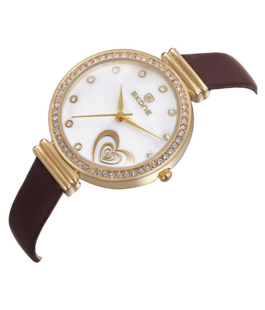 Skone Ladies Stylish Fashionable Watch