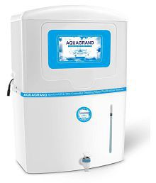 Aquagrand 12 Ltr 14 STAGE MACHINE WITH TDS CONTRLLER RO+UV+TDS CONTROLLER+MINERALS Water Purifiers