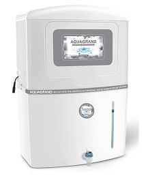 Aquagrand 10 ltr 11 Stage With 100 % Genuine RO+UV+MINERALS Water Purifiers