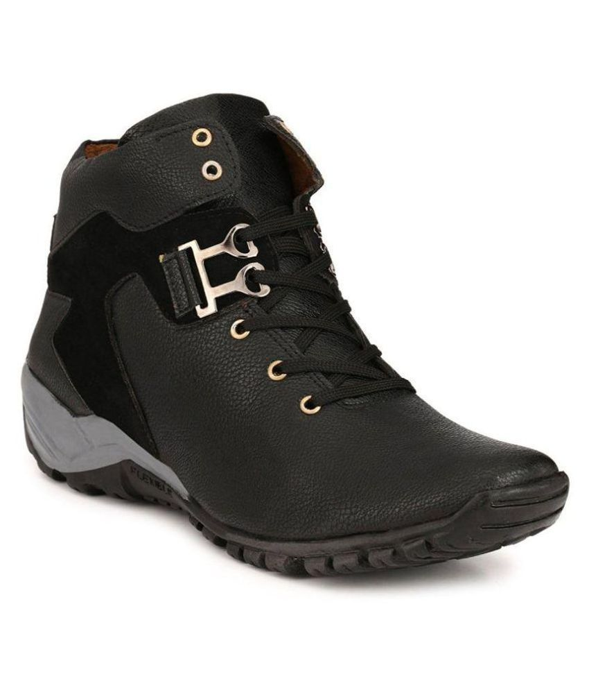 DLS  Black Casual Boot