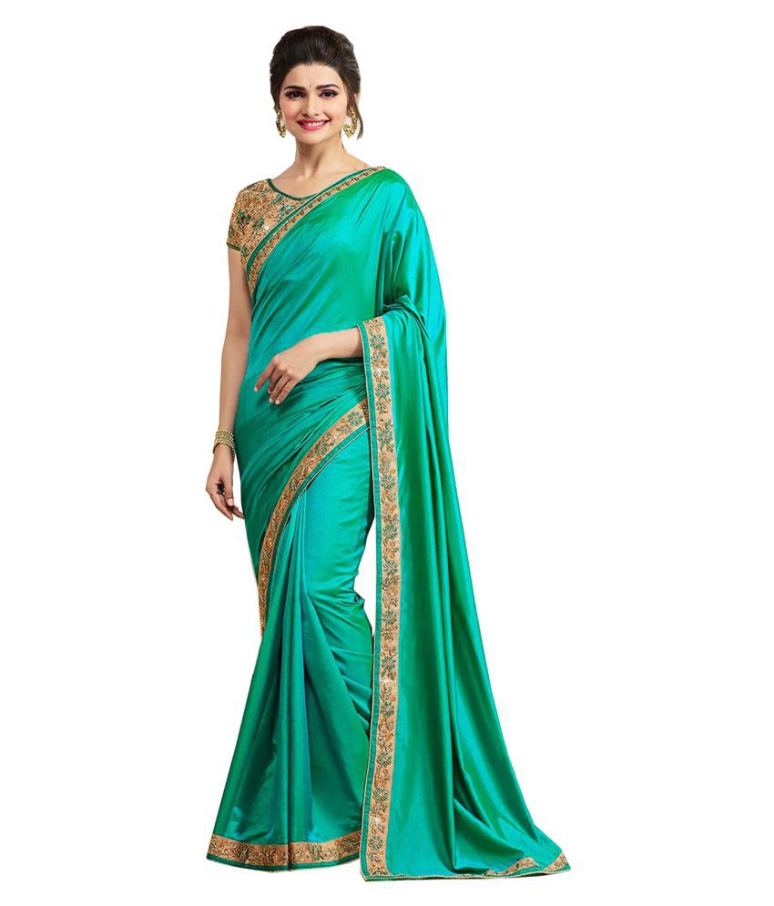 Raghav Trendz Multicoloured Paper Silk Saree