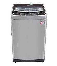SHRI RAM FURNITURES 8 Kg LG WM T9077NEDL1 Fully Automatic Semi Automatic Top Load Washing Machine