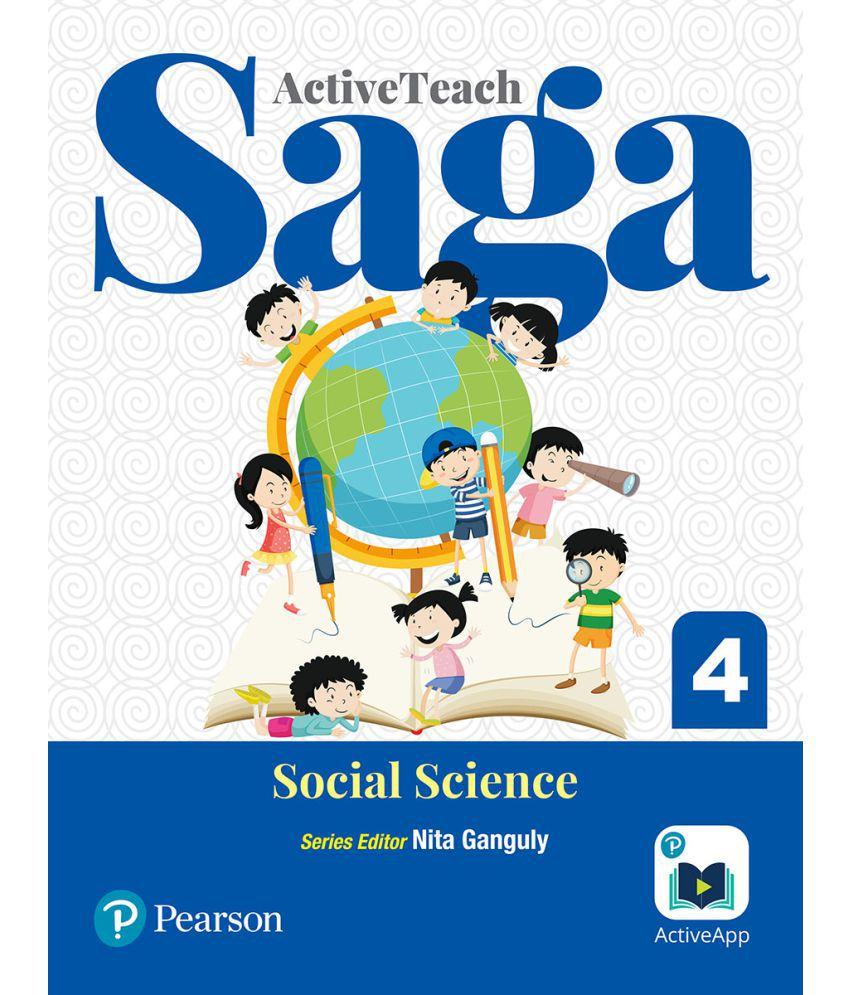 Active Teach Saga Social Stu s Book for CBSE Class 4 Buy Active