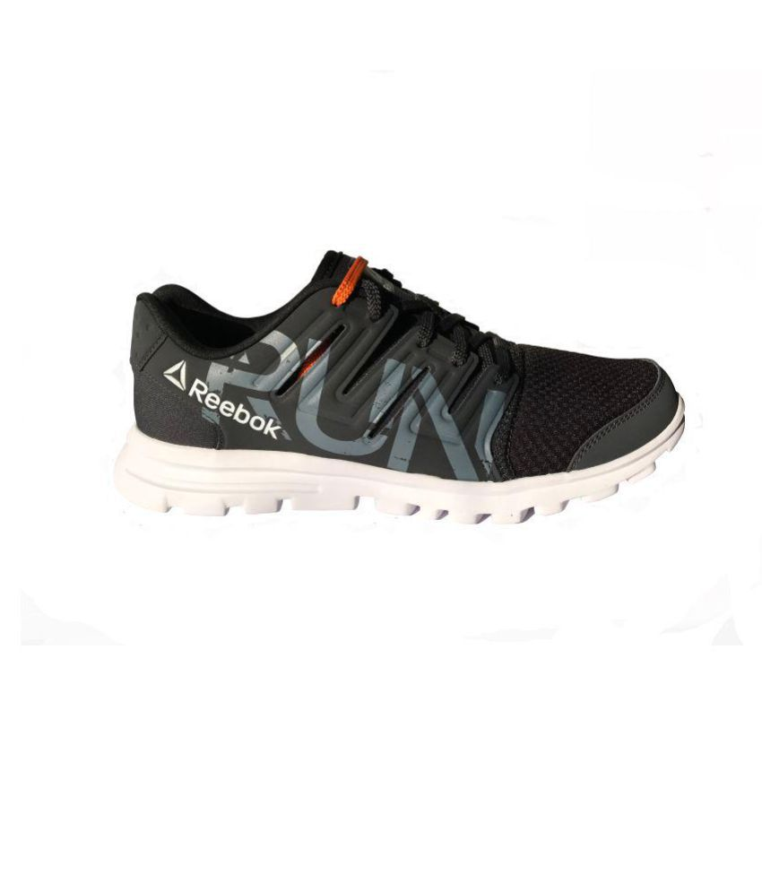 Reebok Ultra Speed Men s Black Running Shoes - Buy Reebok Ultra ... 341ebc4fd