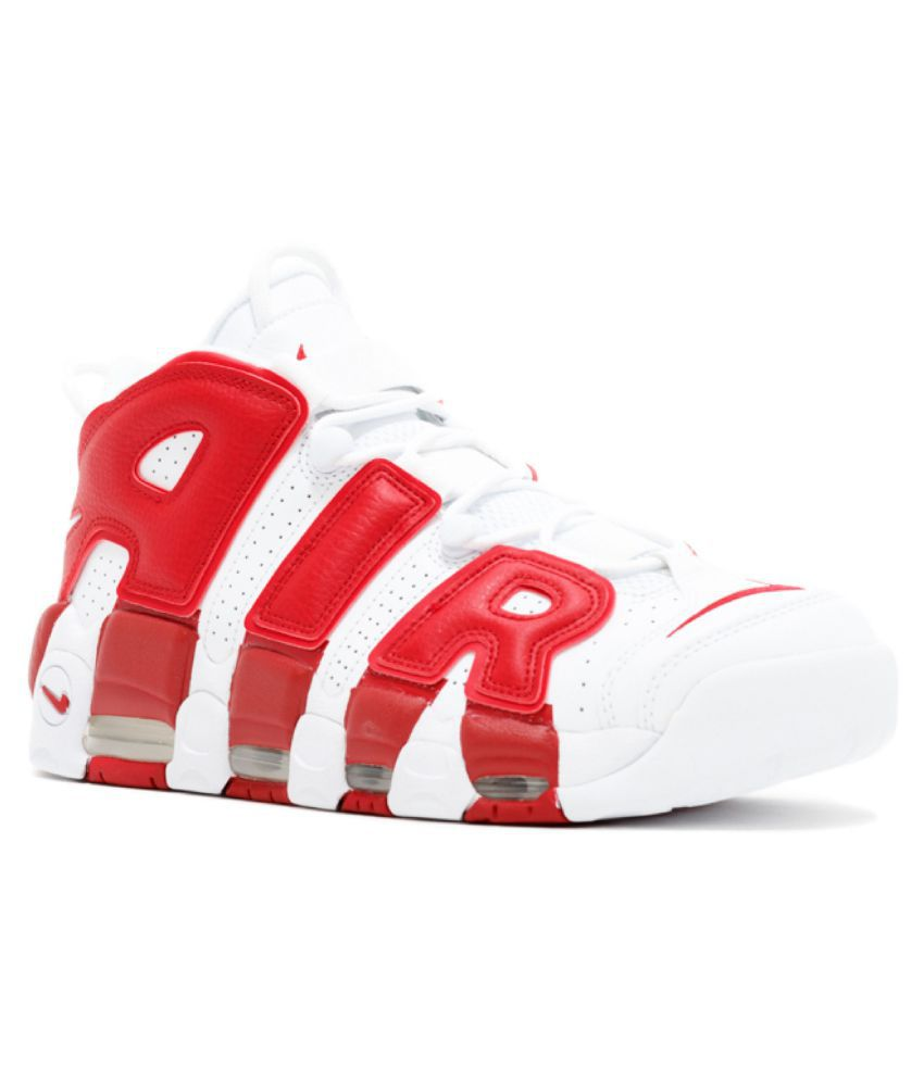 buy online 8e905 57d10 Nike Air UpTempo Multi Color Basketball Shoes - Buy Nike Air UpTempo Multi  Color Basketball Shoes Online at Best Prices in India on Snapdeal