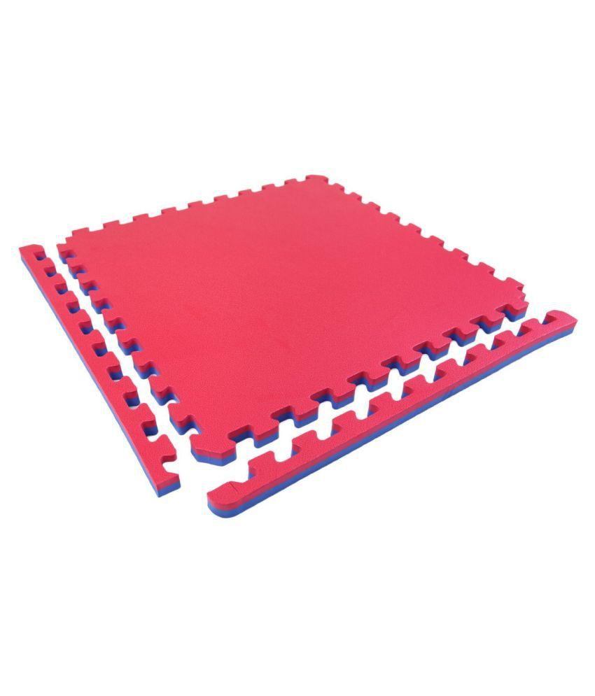 Iris interlocking 4 foam tiles each tile covers 1m x 1m perfect