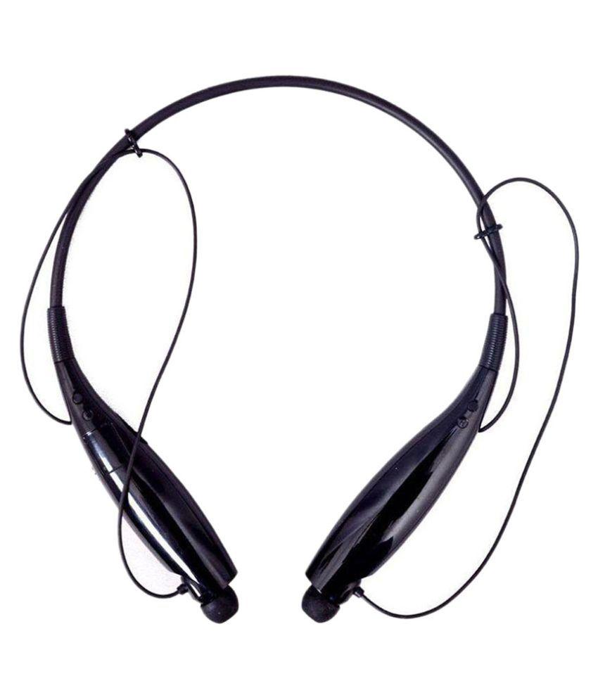 GO MANTRA SonyXperia XZs Neckband Wireless With Mic Headphones/Earphones