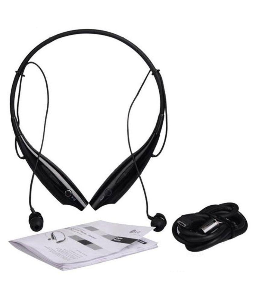 Mobicafe HBS730 for Lemon Smartphones Wireless Bluetooth Headphone Black