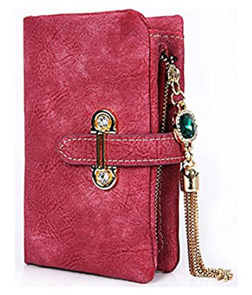 Moit Red Wallet