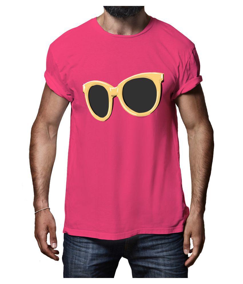 Rappersshop Pink Round T-Shirt