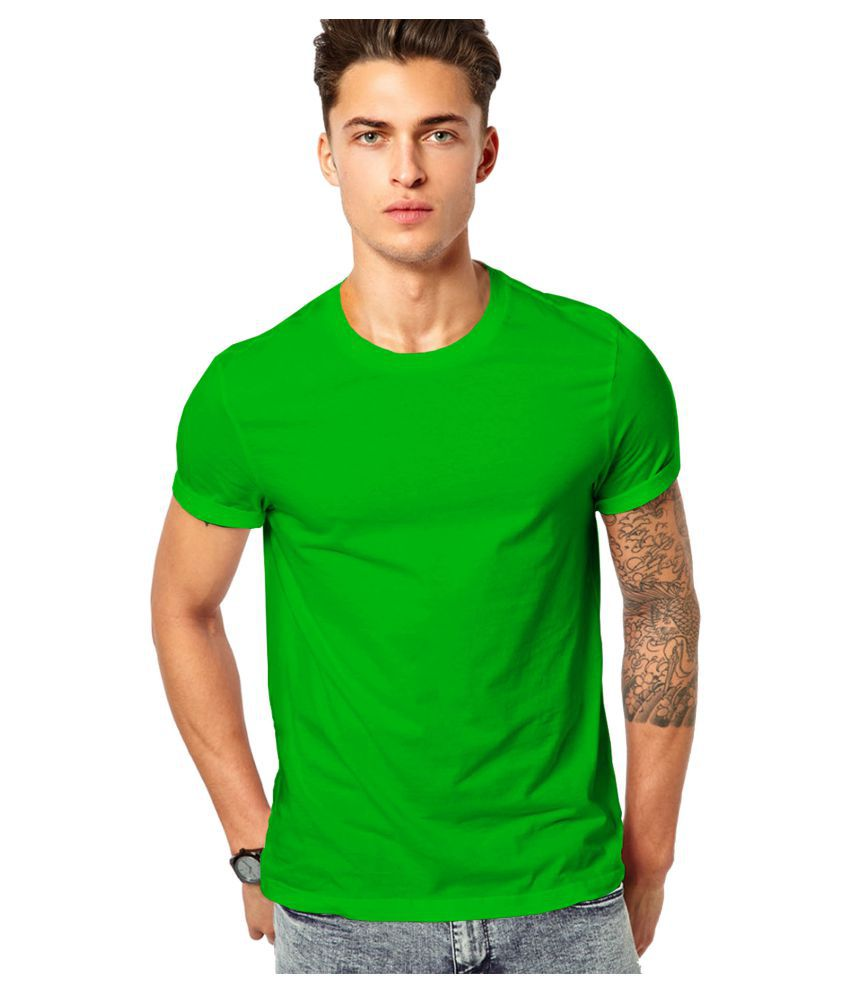 AROD Green Round T-Shirt