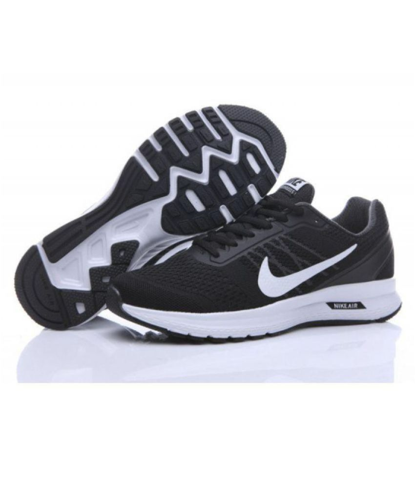 26b51fecbf45 Nike Air Relentless 5 Black Running Shoes - Buy Nike Air Relentless 5 Black  Running Shoes Online at Best Prices in India on Snapdeal