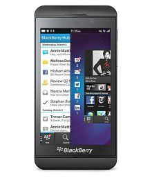 Blackberry Z 10 ( 16GB , 2 GB ) Black