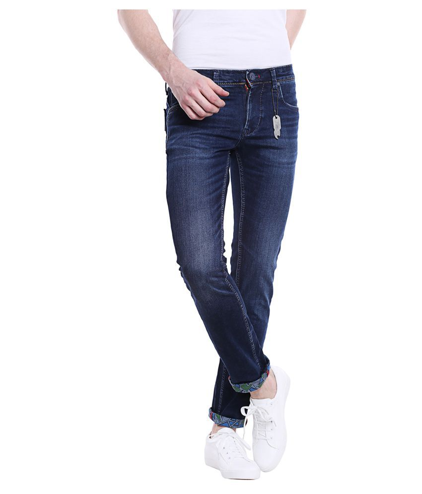 INTEGRITI Black Slim Jeans