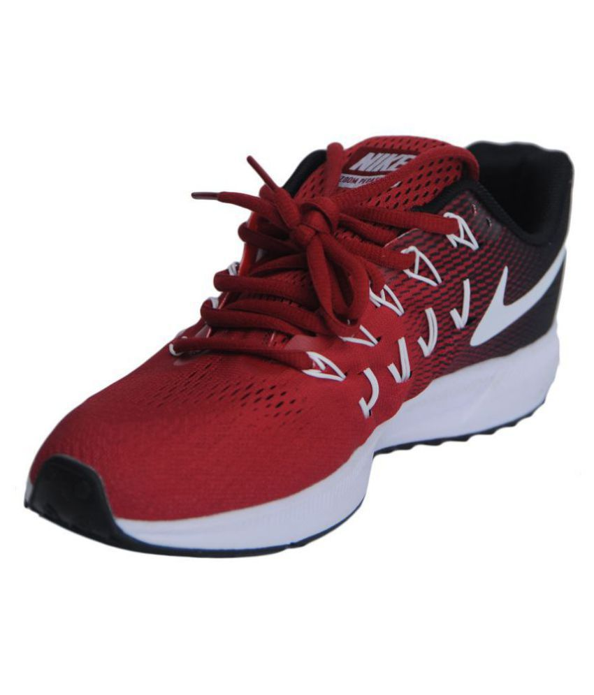 632bb18417d90 Nike Zoom pegasus 33 Maroon Running Shoes - Buy Nike Zoom pegasus 33 Maroon  Running Shoes Online at Best Prices in India on Snapdeal