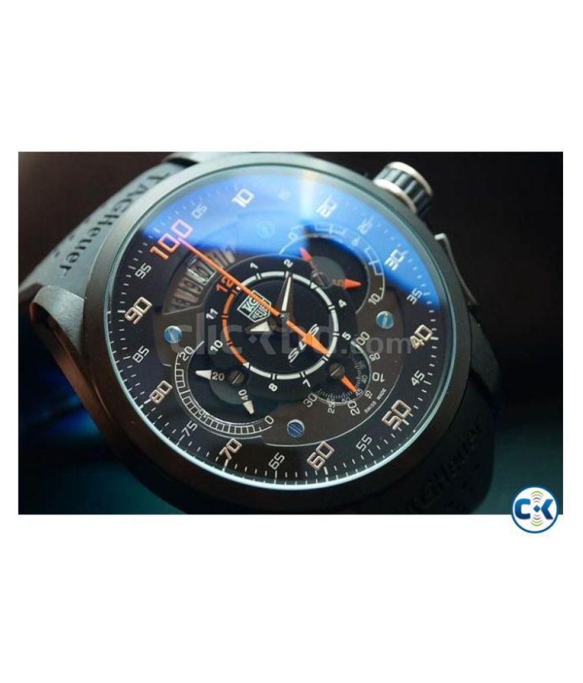 27995c0fa82 Tag Heuer Grand Carrera Mercedes Benz SLS Watch - Buy Tag Heuer Grand Carrera  Mercedes Benz SLS Watch Online at Best Prices in India on Snapdeal