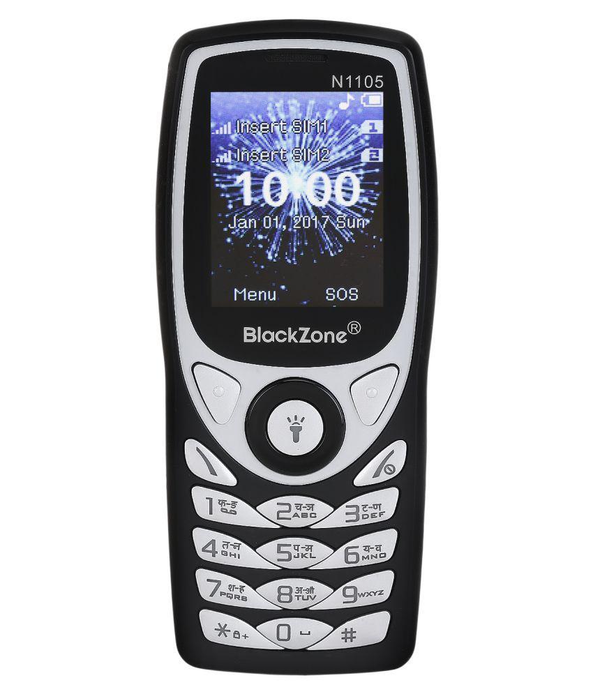 Black Zone Black N1105 35 MB