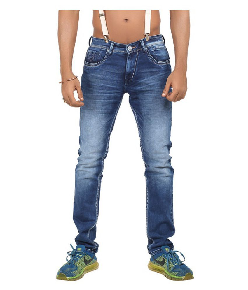 Mcfly Blue Slim Jeans
